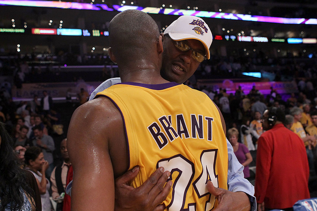 Kobe still seems very mad his parents tried to auction his stuf…