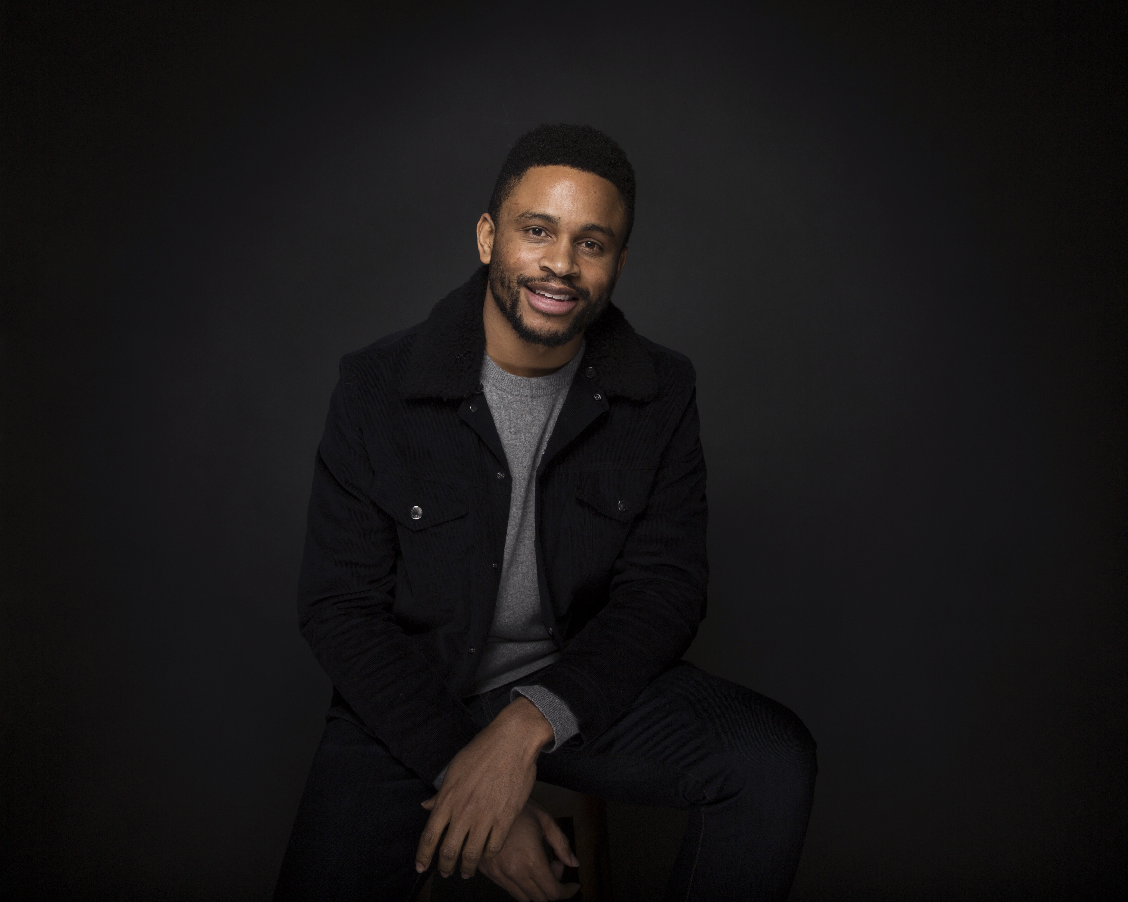 Nnamdi Asomugha pivots from star cornerback to star turn in soon-to-be-released film