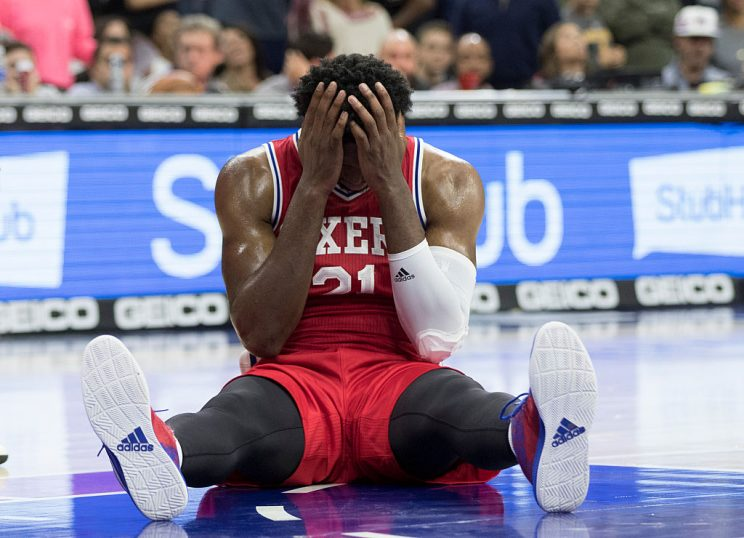 The Philadelphia 76ers continue to make losing an art form