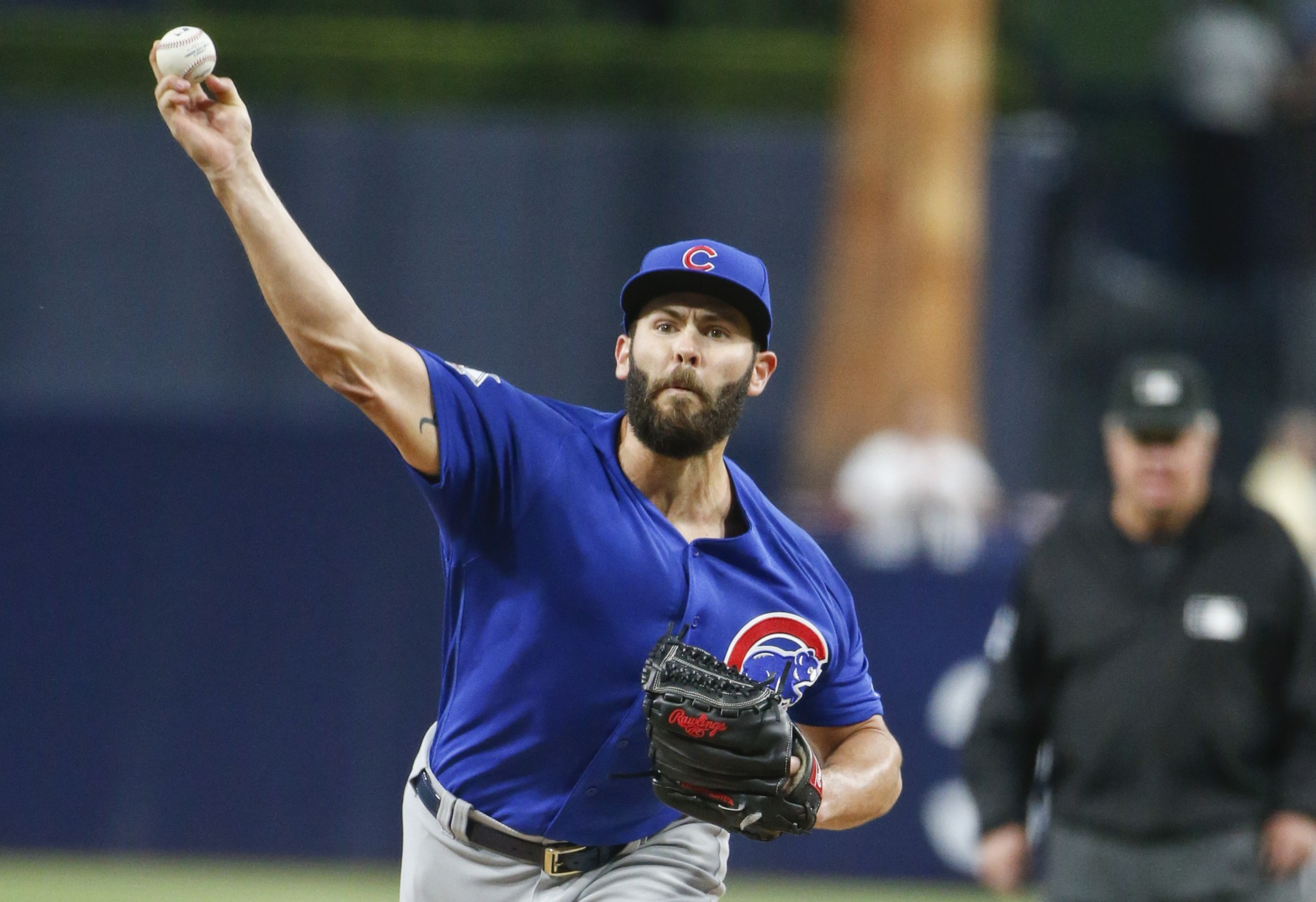 Cubs are first team in baseball to 80 wins after Jake Arrieta's…