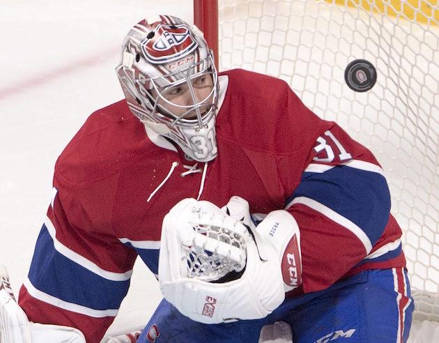 NHL Three Stars: Price blanks Canucks; Voracek nets OT winner f…