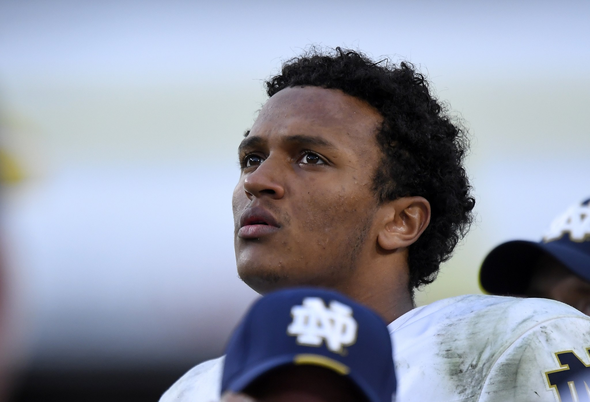 NFL draft profile: No. 28 —Notre Dame QB DeShone Kizer, lots to work with but still unpolished