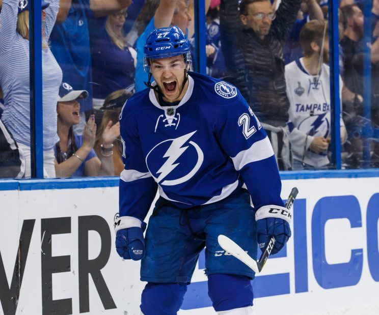 Brutal truce for Jonathan Drouin, Tampa Bay Lightning coach