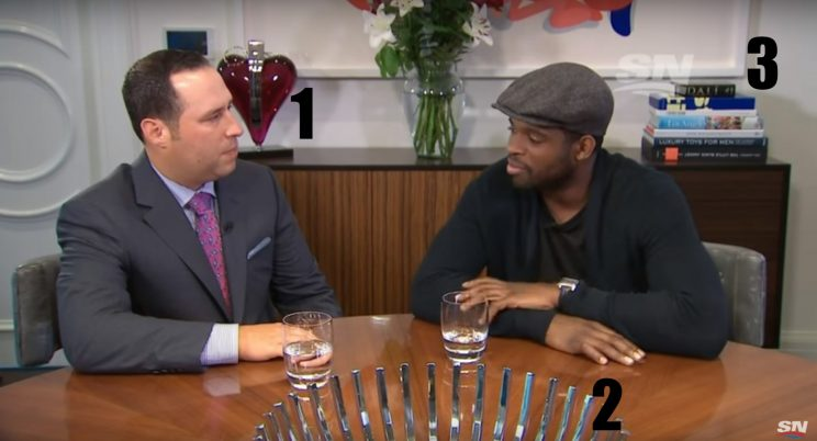 P.K. Subban and seven things we learned from his interview (so …