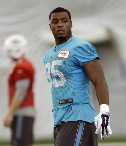 Dolphins' Jordan Reinstated by NFL After Sitting Out 2015