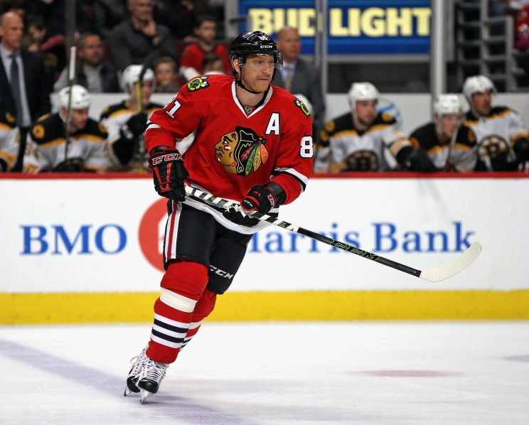Marian Hossa remains in World Cup despite foot injury: Report