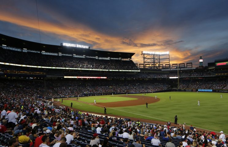The last days of Turner Field, the stadium that could have been…