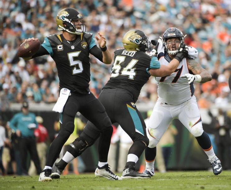 Jaguars QB Blake Bortles Talks About the Nightmare 2016 Has Bec…