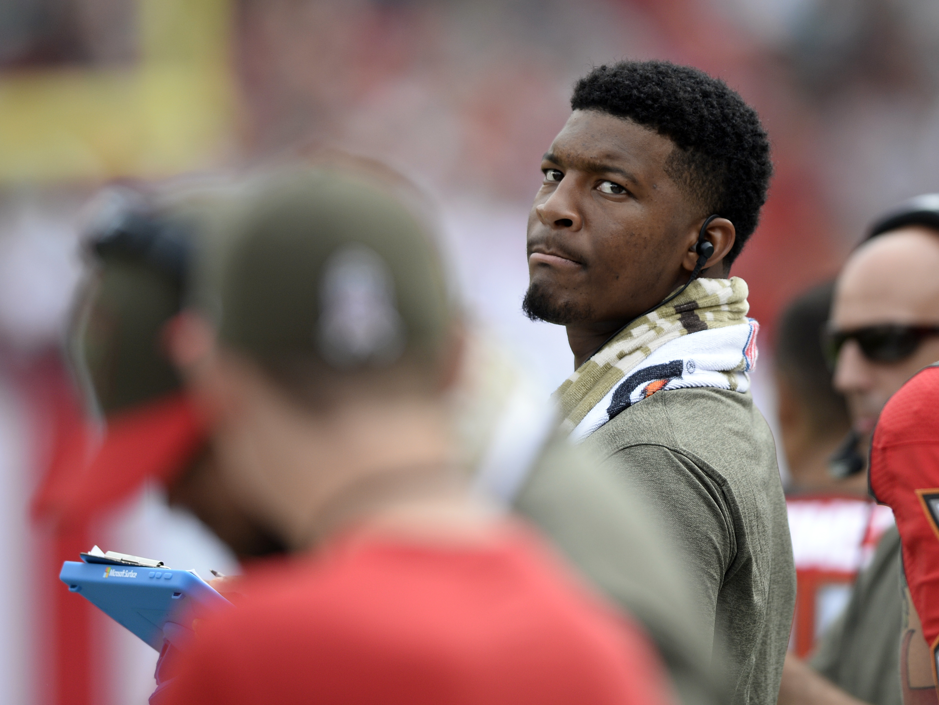 NFL investigating Jameis Winston for allegedly groping Uber driver in 2016