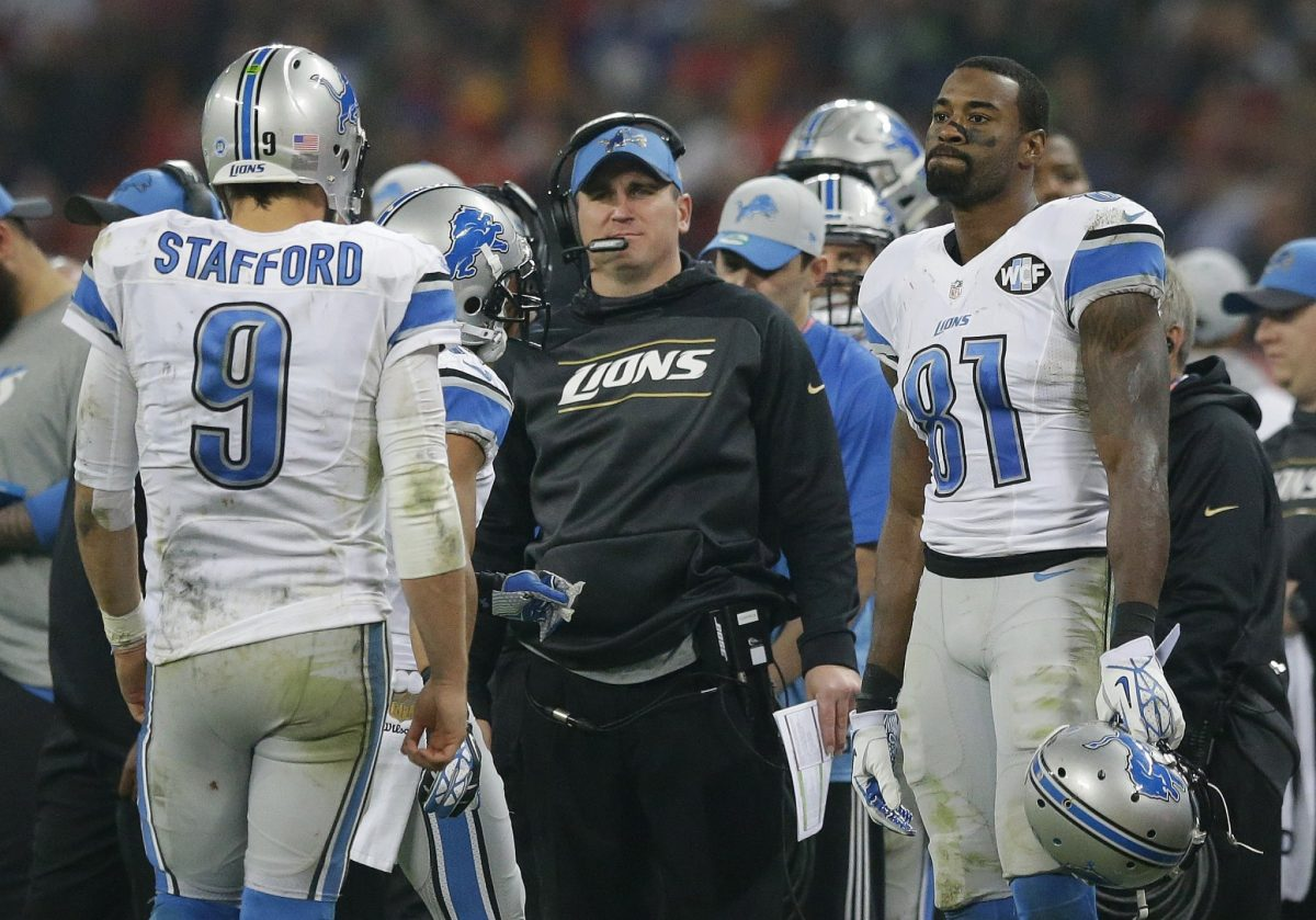 President Cooter? One Lions fan wants a new candidate on the ba…