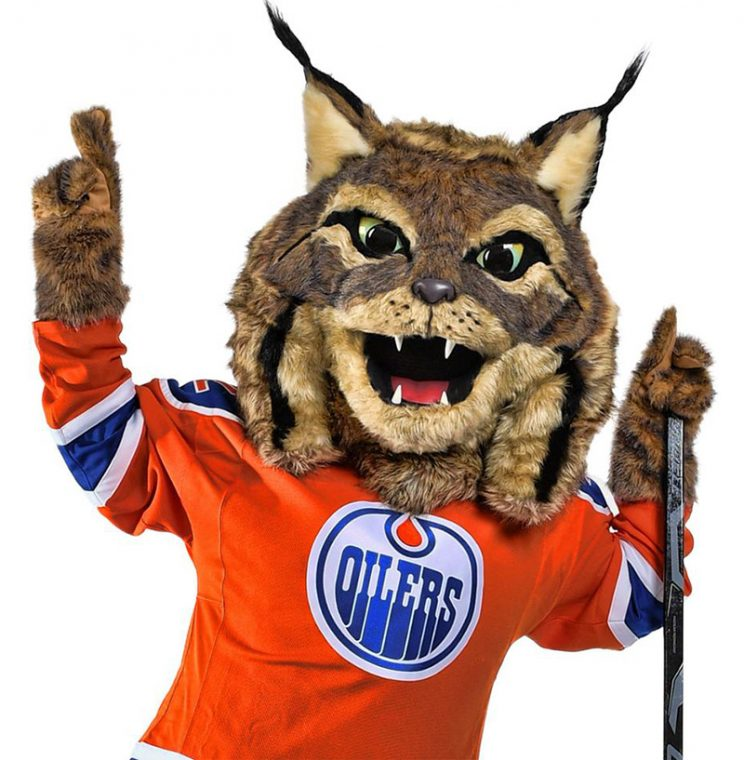 Pass or Fail: Edmonton Oilers' new mascot Hunter, The Nightmare…
