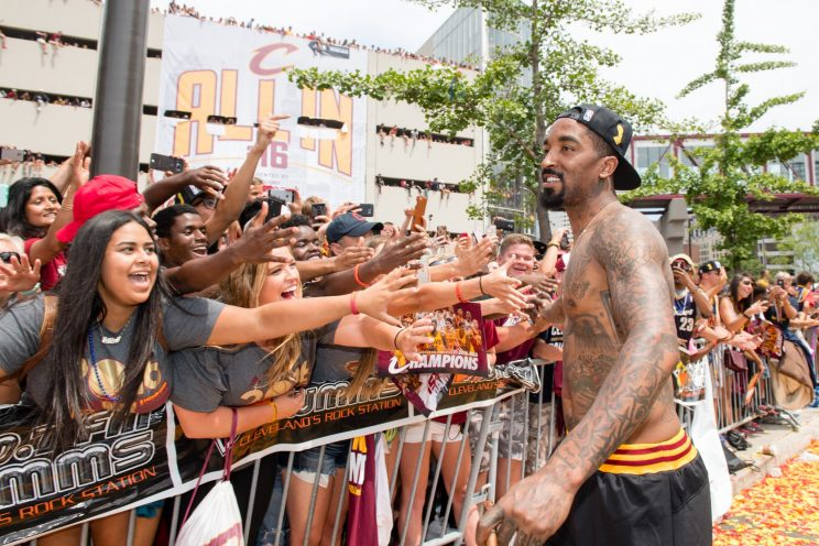 Shootaround (Oct. 15): Cavs whole again with J.R. Smith back in…