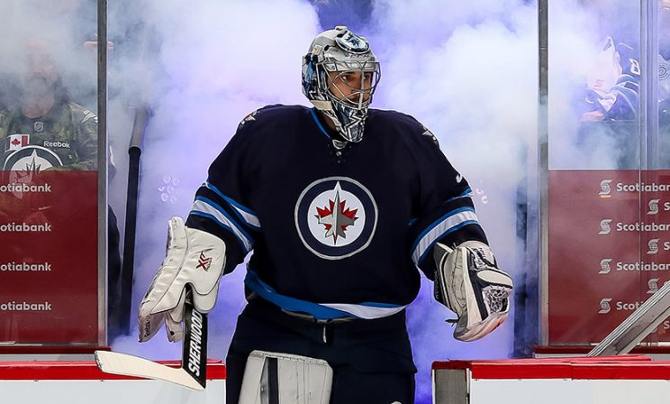 Jets place Ondrej Pavelec on waivers, finally end this nonsense