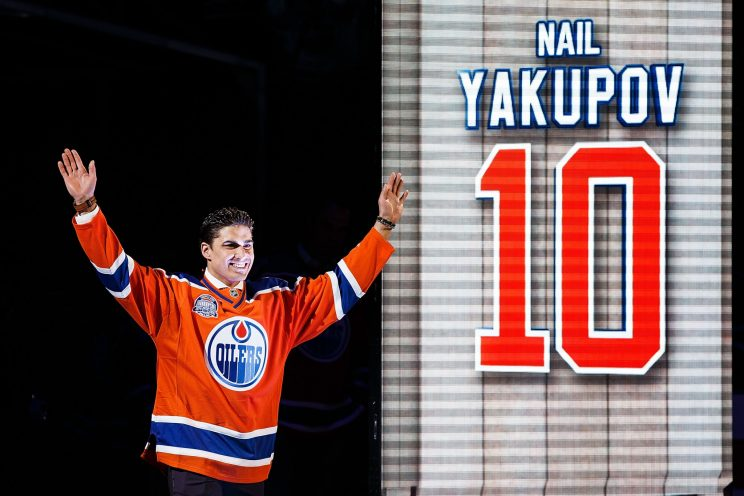 What We Learned: How the Oilers failed Nail Yakupov