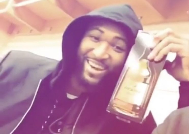 The Kings celebrated their unexpected night off in Philadelphia…