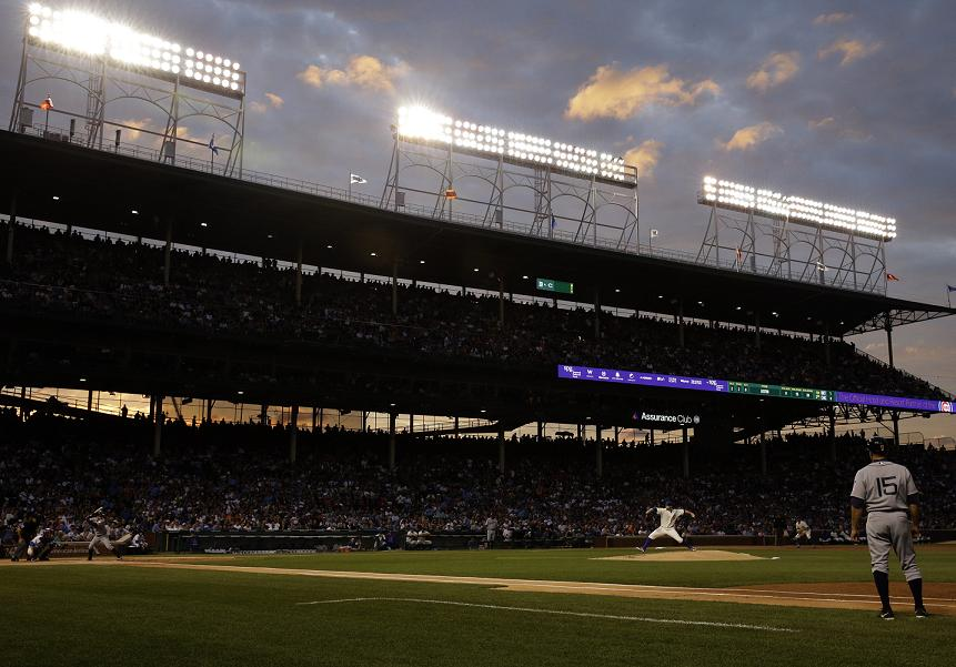 Cubs, MLB sued after line drive foul ball leaves man blinded in one eye