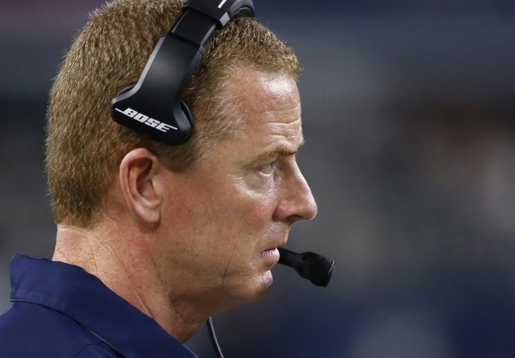 Maybe Cam is lucky? Cowboys coach Jason Garrett once cut two pl…