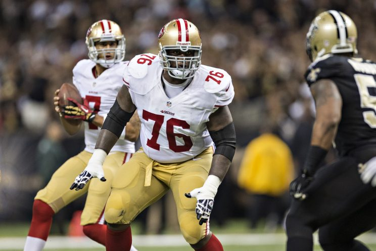 49ers RT Anthony Davis files for reinstatement after season-lon…
