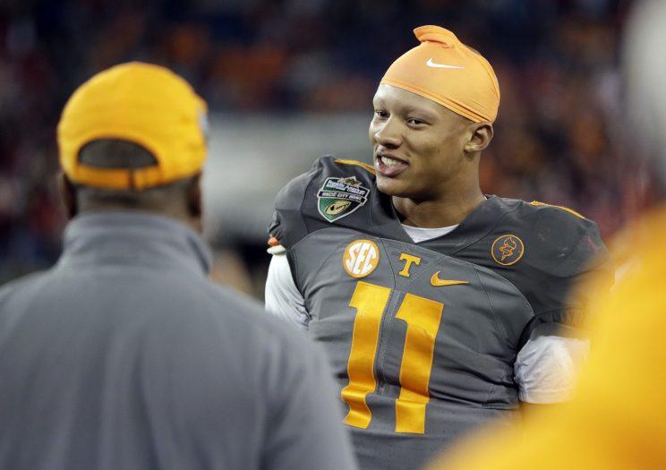 After Big Ben considered retirement, Steelers draft Tennessee QB Joshua Dobbs