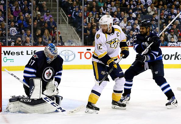 NHL Three Stars: Hellebuyck blanks Predators; Anderson shuts ou…