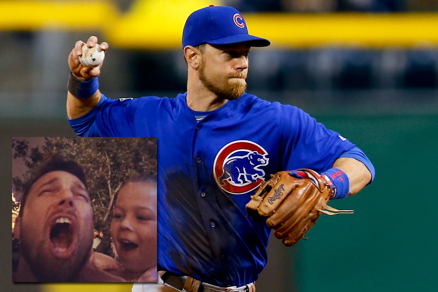 Ben Zobrist singing 'Let It Go' with his daughter will make you…