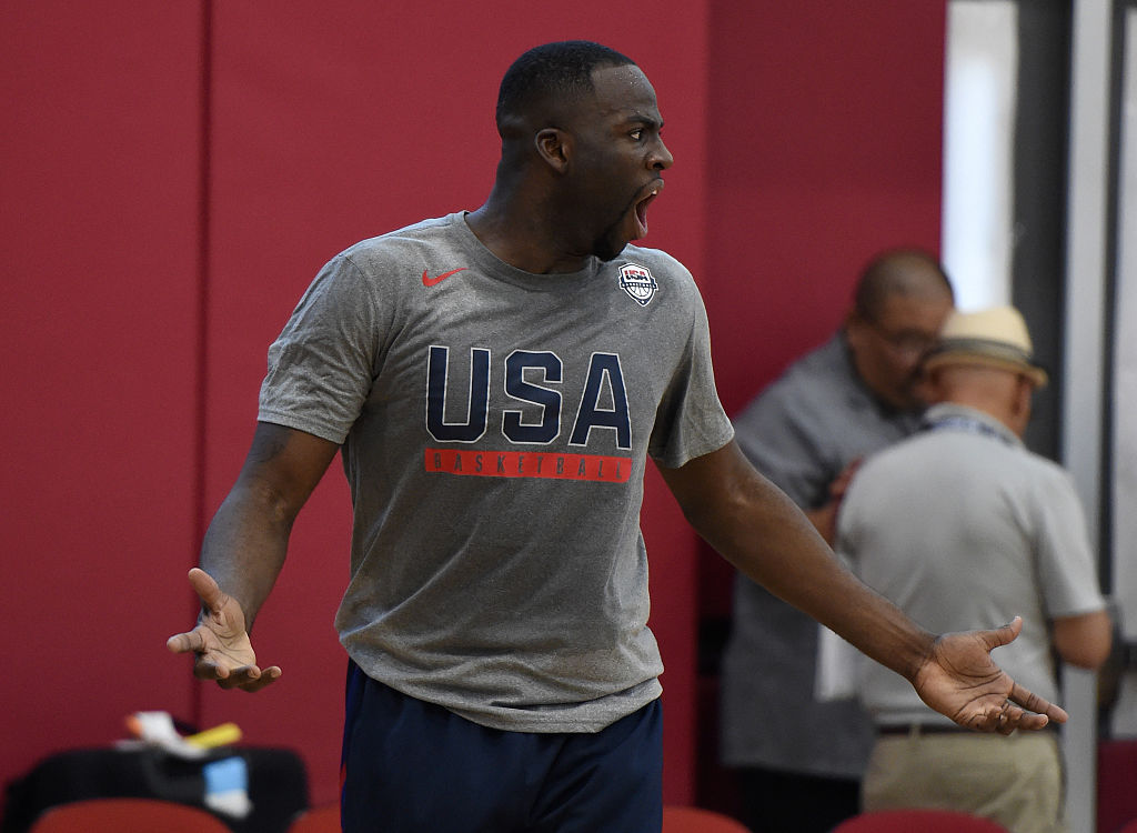 Draymond's plea deal on assault charge: $560 in fines, no jail …