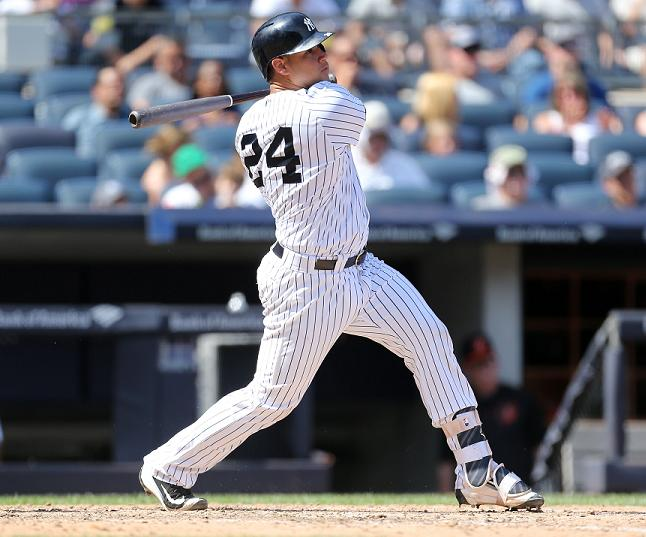 Gausman Sharp, Trumbo Hits 40th Homer, Orioles Blank Yankees