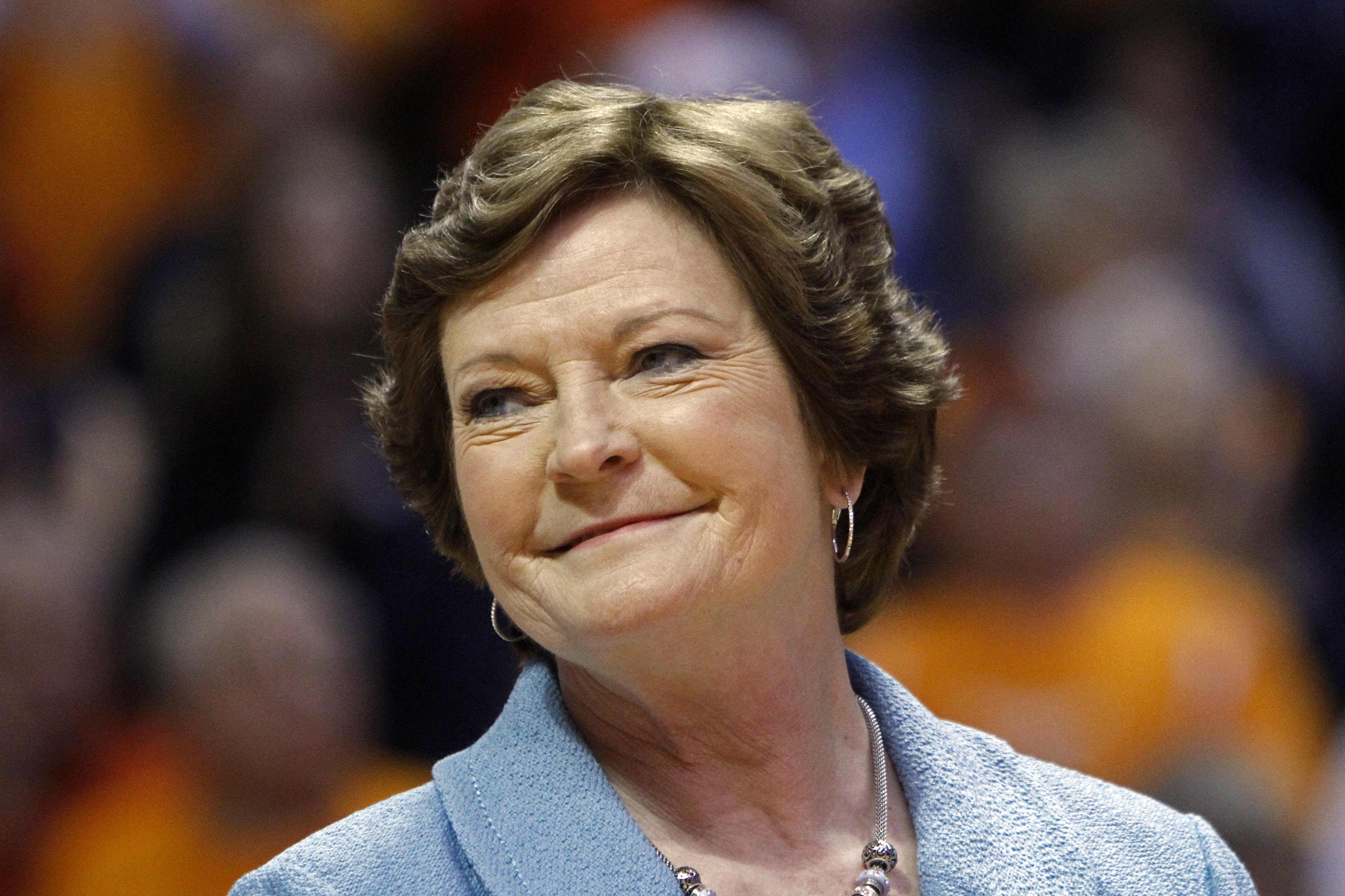 Former Tennessee women's basketball coach Pat Summitt was diagnosed with Alzheimer's in 2011. (AP)