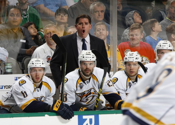 Peter Laviolette, Dave Tippett now have betting odds on being f…