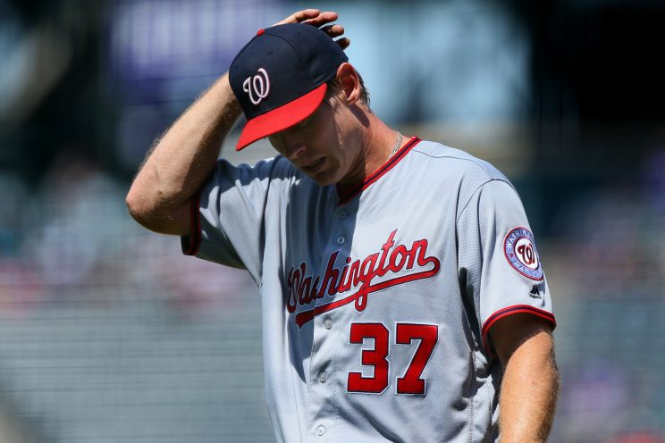 Stephen Strasburg hits DL with elbow injury, but Nats optimisti…