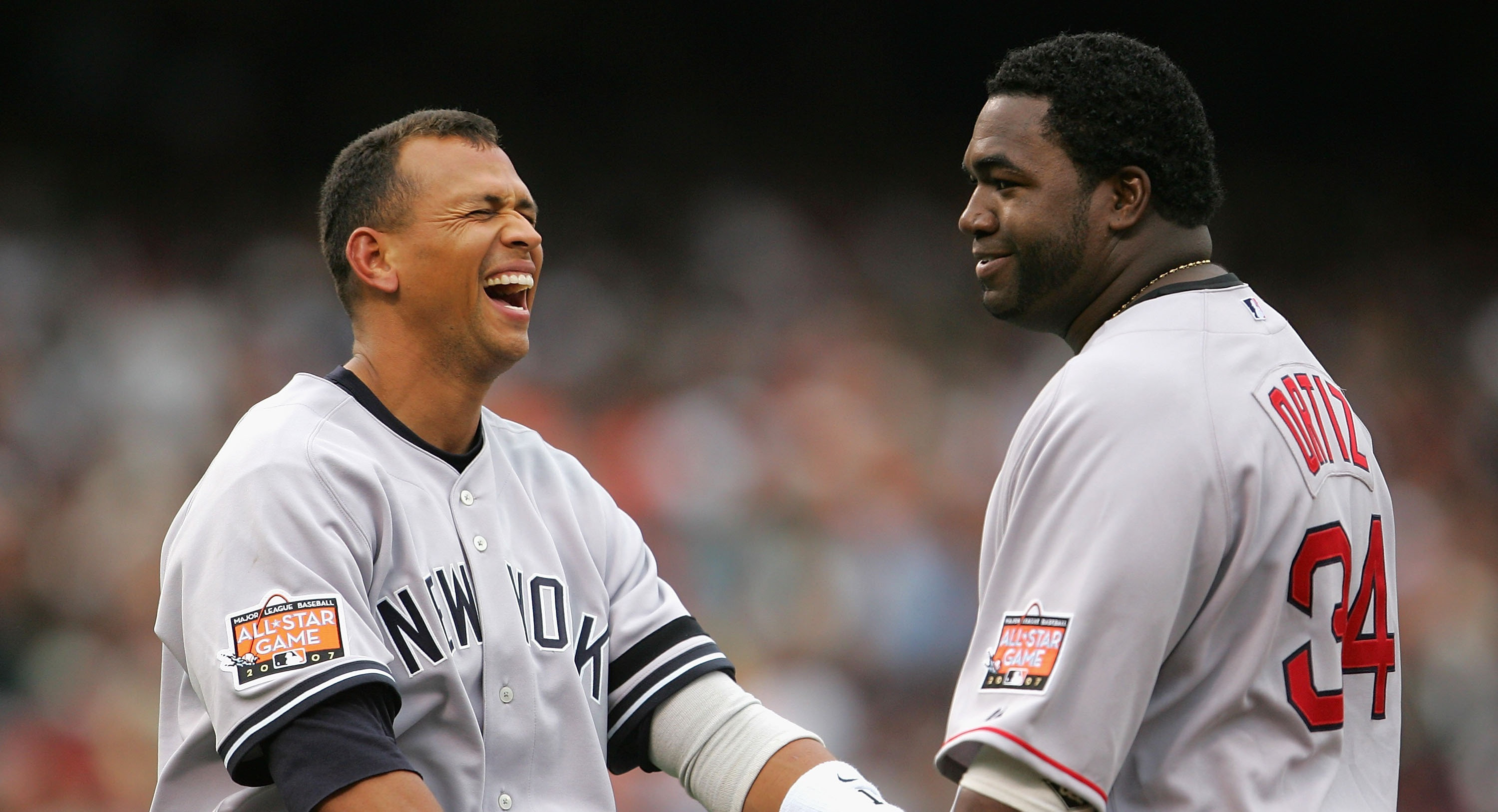 David Ortiz perfectly burns A-Rod after he picks Yankees to upset Indians