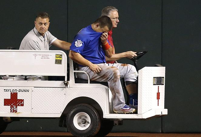 Does Kyle Schwarber's AFL assignment signal chance of World Ser…