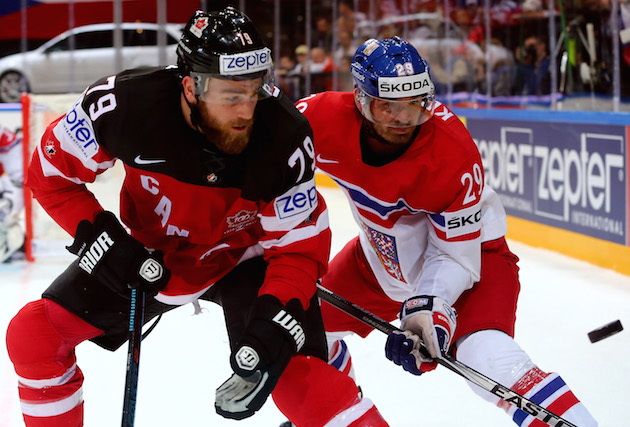 Ryan O'Reilly ready to jump right into World Cup for Canada