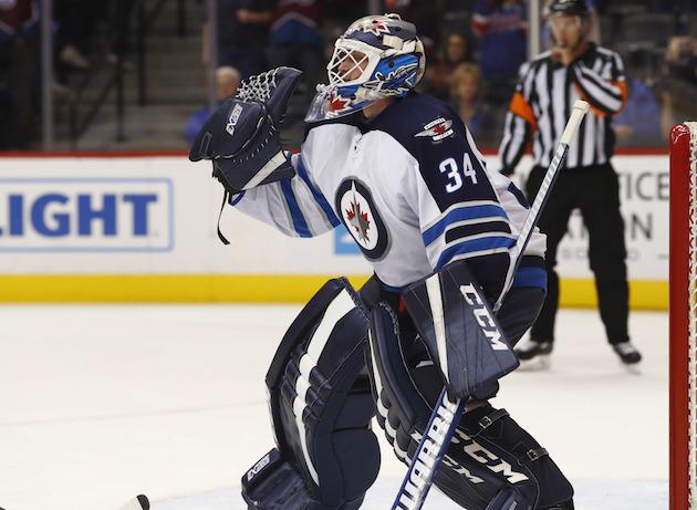 NHL Three Stars: Hutch, Bob, Cam pick up shutouts