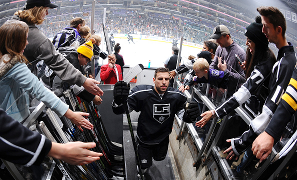 Milan Lucic searches for Oilers fit after 'great year' with LA …