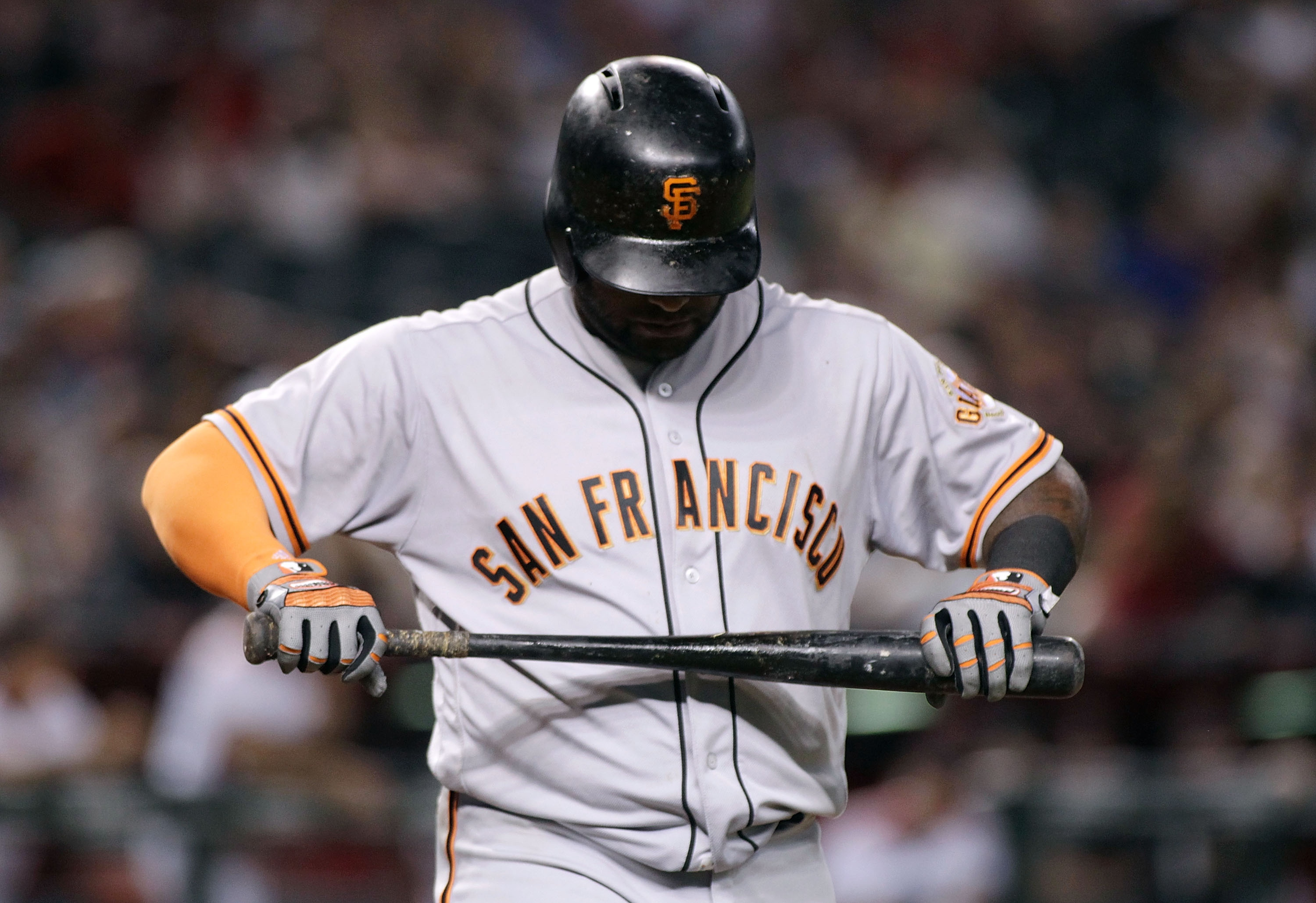 Pablo Sandoval's walk-off homer costs Giants No. 1 pick in MLB draft