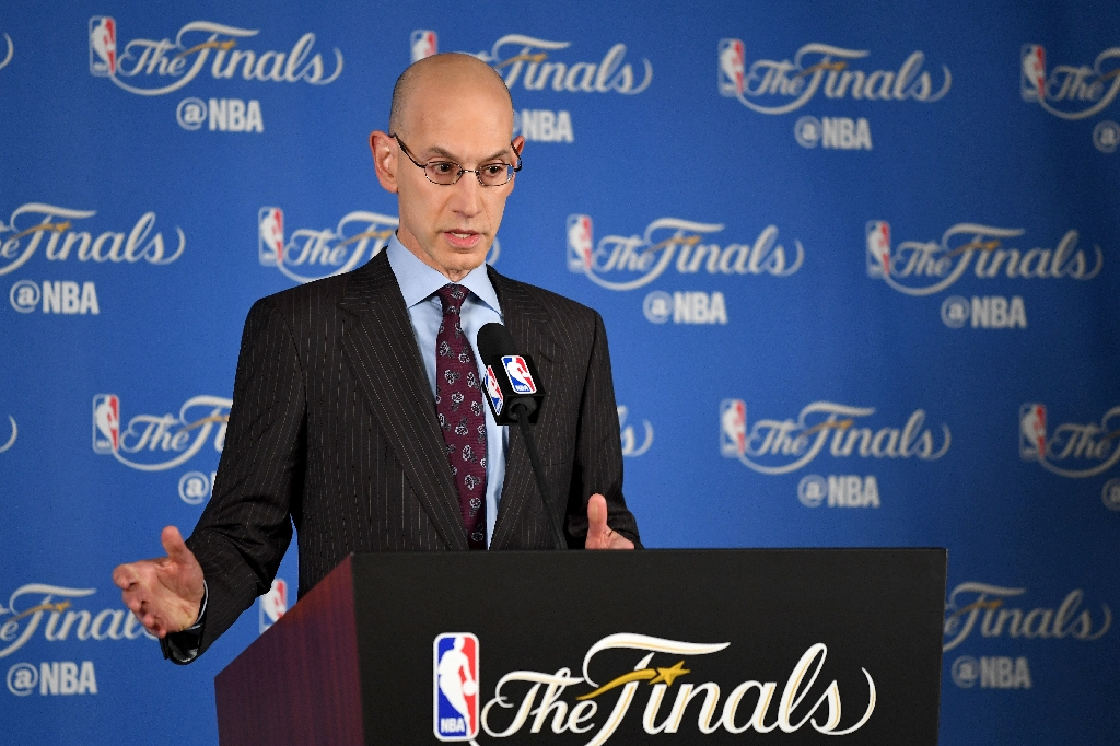 Adam Silver doesn't love the 1+1 deals signed by LeBron and Dur…