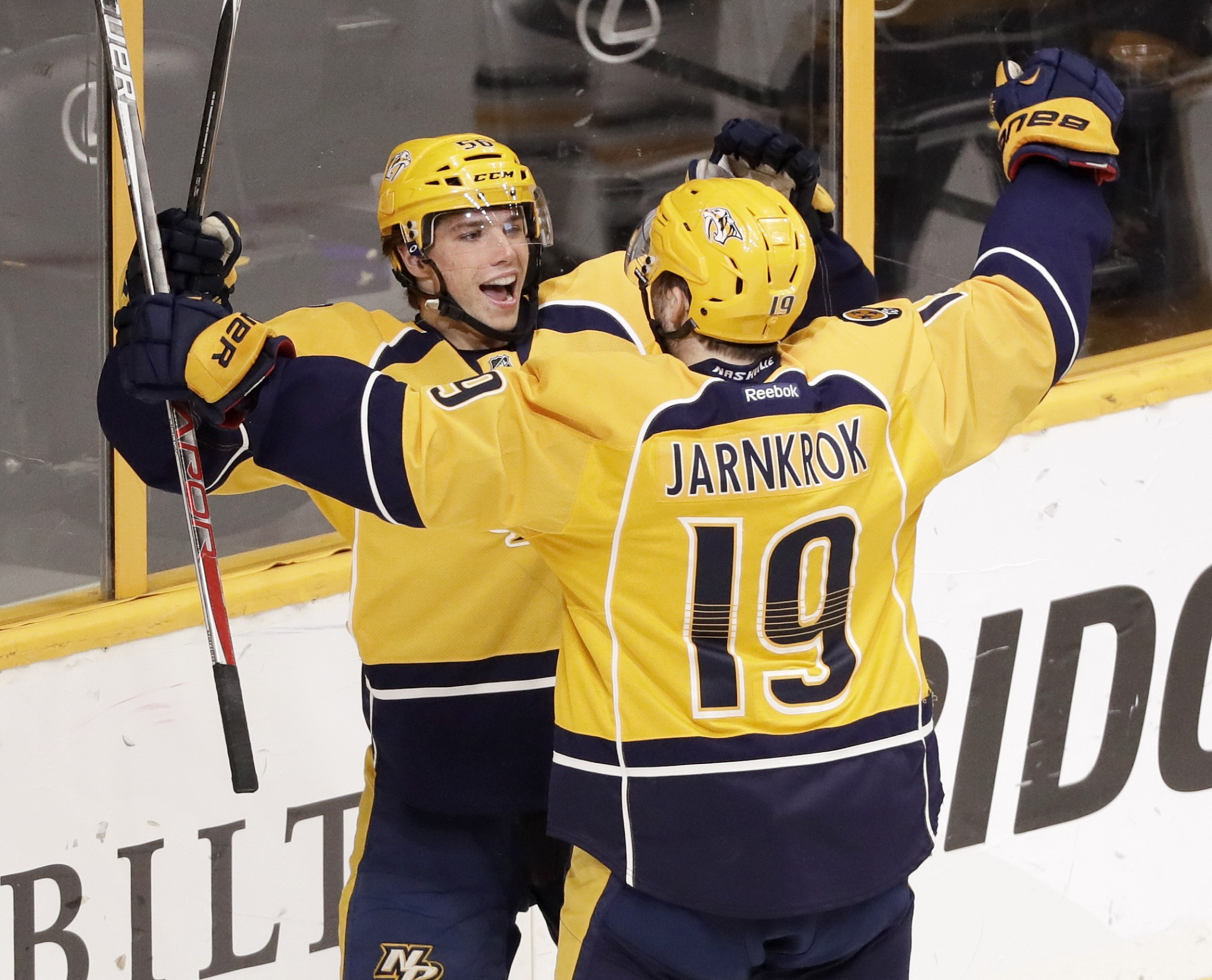 NHL Three Stars: Depleted Preds handle Pens; Vesey leads comeba…