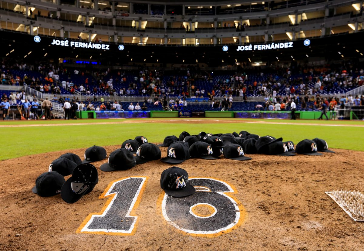 Marlins plan to honor Jose Fernandez with permanent memorial