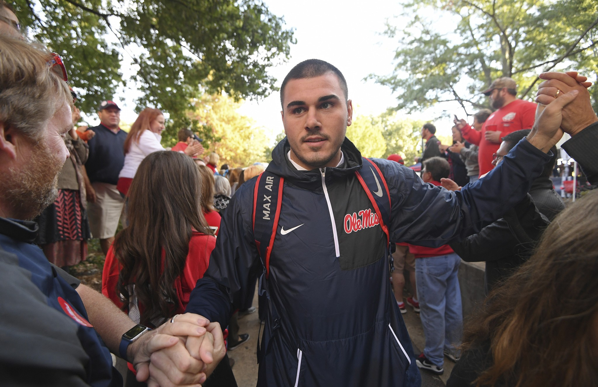 Why Chad Kelly was invited (and then uninvited) to the NFL scouting combine