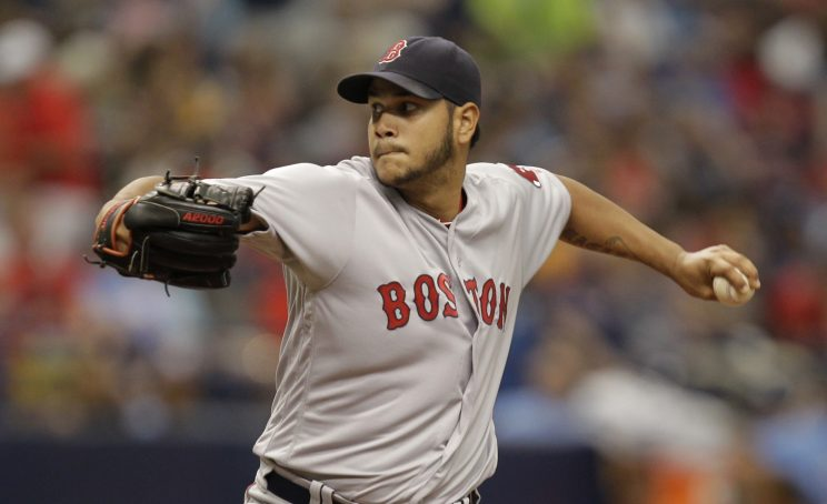 Red Sox get strikeout-happy, set MLB record with 11 straight