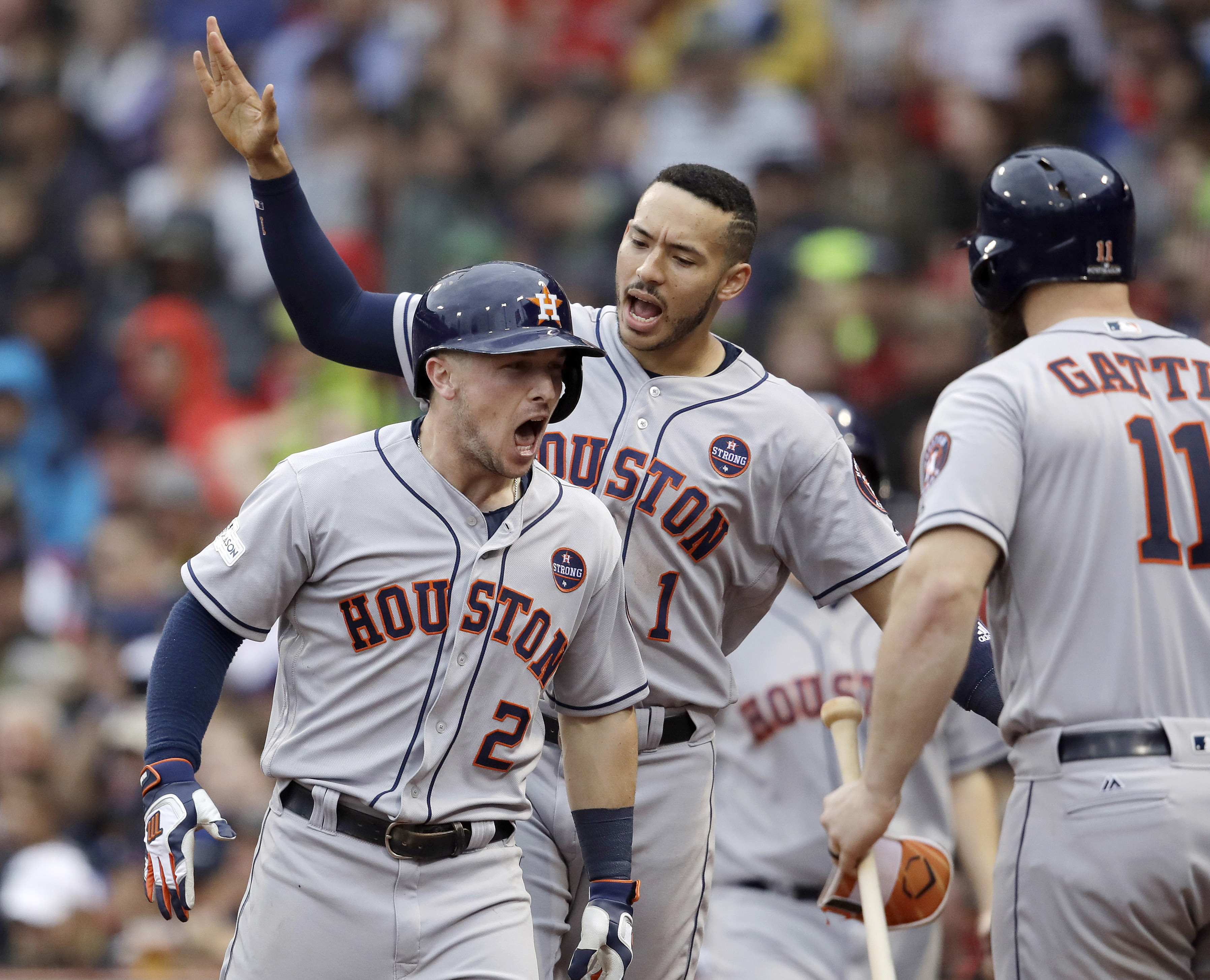Astros prove how dangerous their offense is during ALDS victory