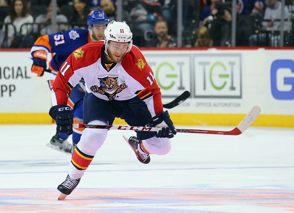 Jonathan Huberdeau signs six-year, $35.4M contract extension wi…