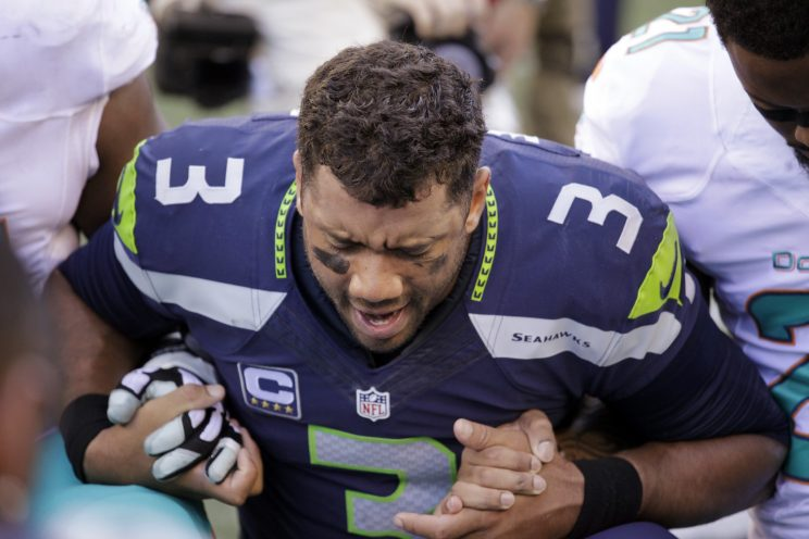 Russell Wilson has a radical idea for breaking ties after OT