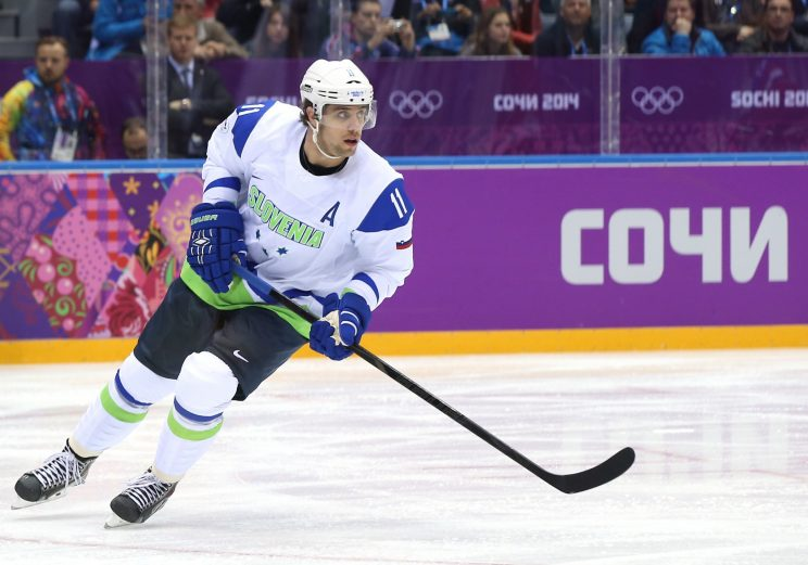Anze Kopitar on playing in Slovenia's Olympic qualifiers, Kings…