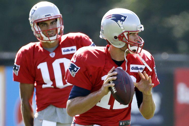 Tom Brady (AP)