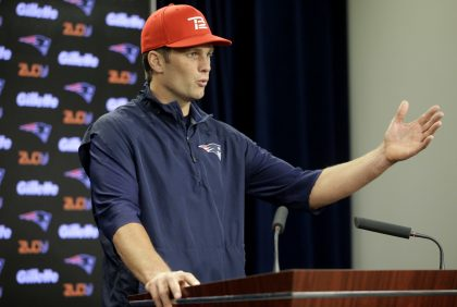 What can Tom Brady do during suspension? Not much with Patriots…