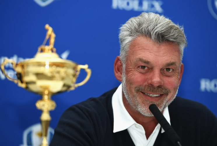 Darren Clarke now has his nine automatic qualifiers for the Ryder Cup. (Getty Images)