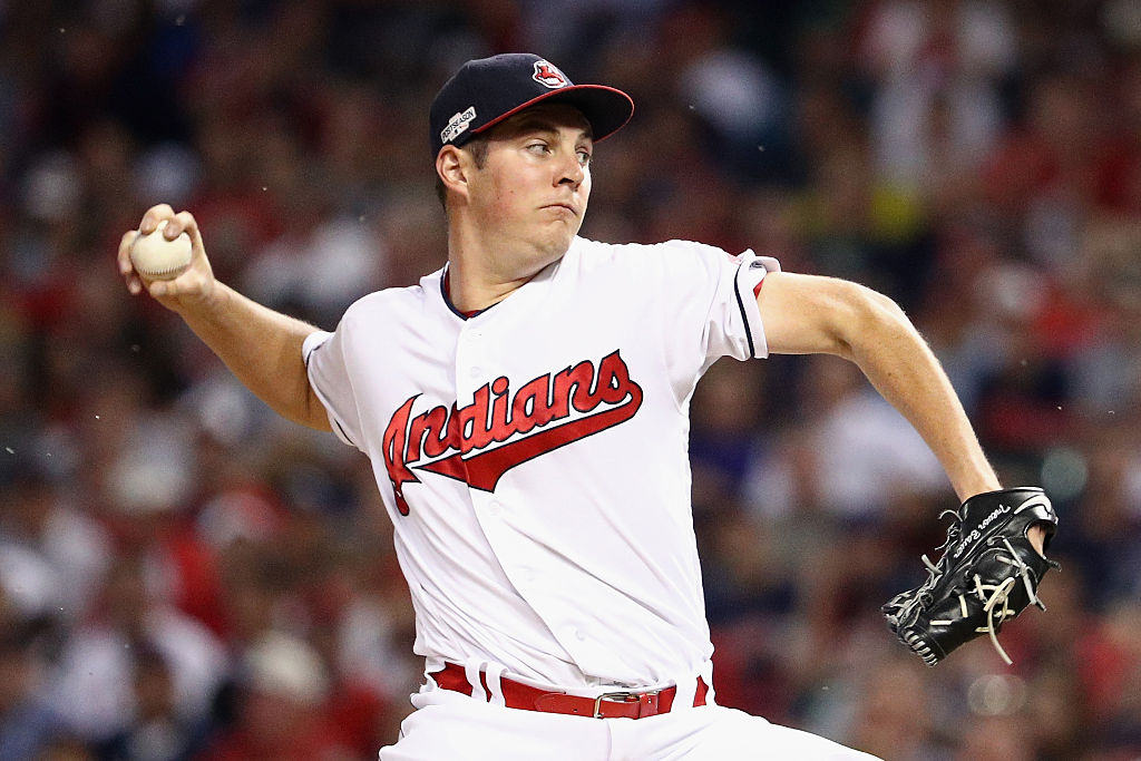 Trevor Bauer found a smarter and safer way to spend his downtim…