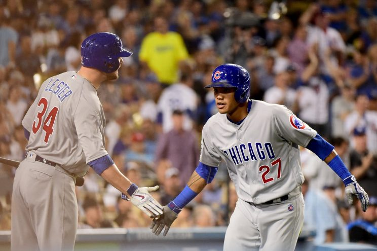 The secret behind Addison Russell's surge: A teammate's underwe…